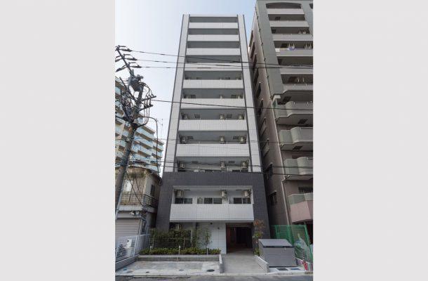 神奈川区栄町1番館集合住宅新築工事