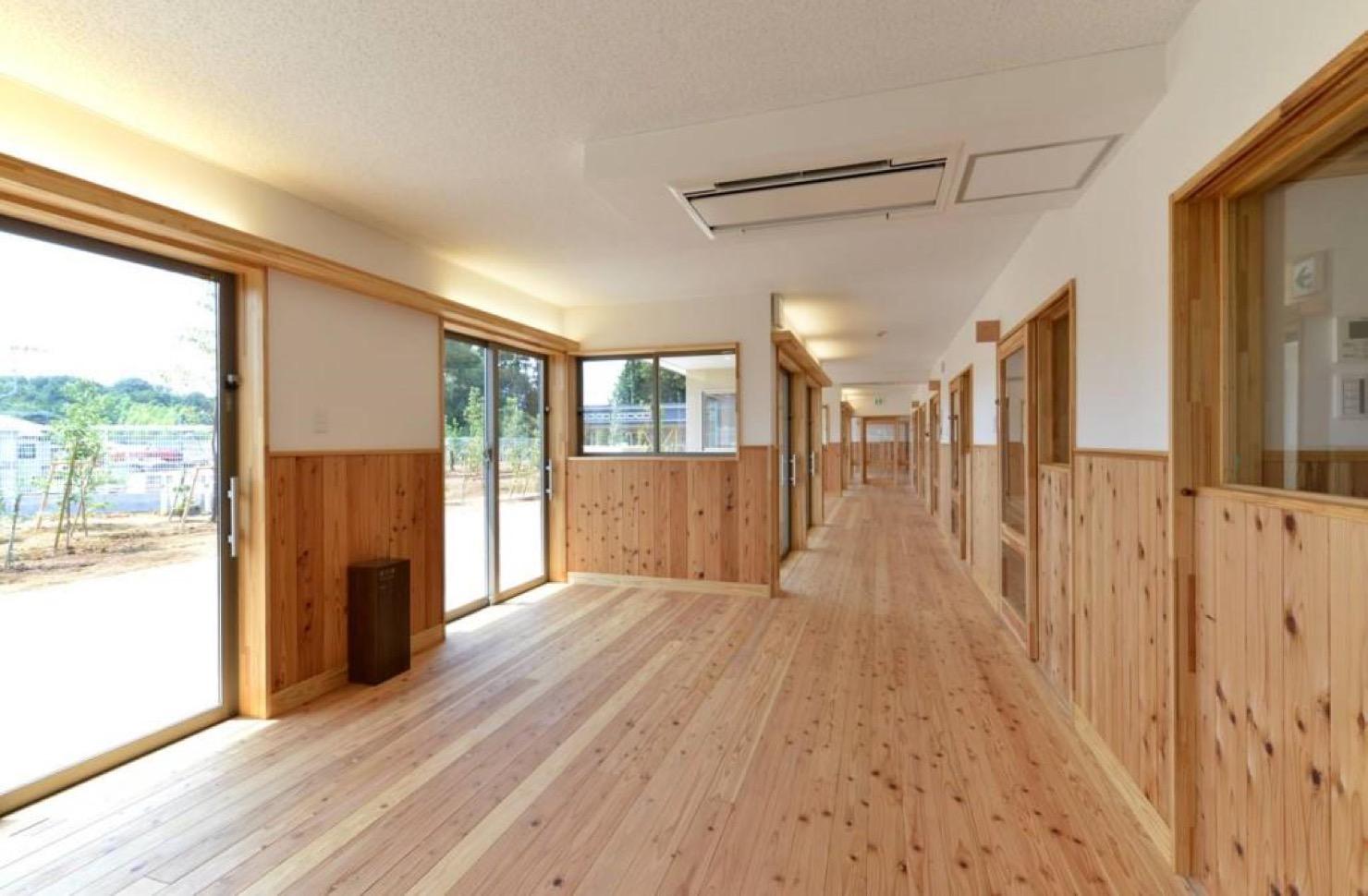 鳩の森愛の詩保育園新築工事