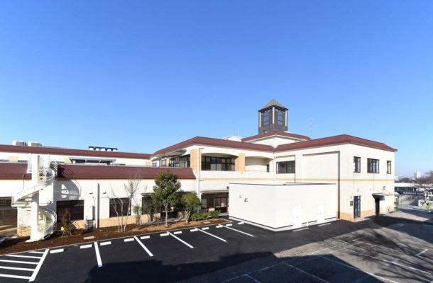 横浜療育医療センター大規模改修および増築工事